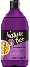Parfüm, Parfüméria, kozmetikum Tusfürdő - Nature Box Passion Fruit oil Shower Gel