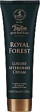 Parfüm, Parfüméria, kozmetikum Taylor of Old Bond Street Royal Forest Aftershave Cream - Borotválkozás utáni krém