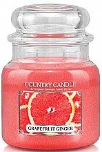 """Parfüm, Parfüméria, kozmetikum Illatgyertya """"Gréfrút és gyömbér"""" - Country Candle Grapefruit Ginger"""