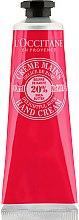 Parfüm, Parfüméria, kozmetikum Kéz- és körömápoló krém - L'Occitane Roses et Reines Hand & Nail Cream