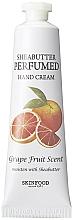 Parfüm, Parfüméria, kozmetikum Kézkrém - Skinfood Shea Butter Perfumed Hand Cream Grapefruit Scent