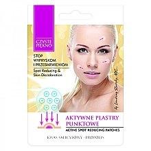 Parfüm, Parfüméria, kozmetikum Arctisztító tapasz problémás bőrre - Czyste Piekno Active Reducing Patches