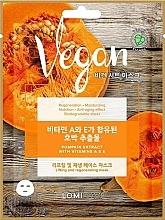 Parfüm, Parfüméria, kozmetikum Arcmaszk sütő tök kivonattal - Lomi Lomi Vegan Mask