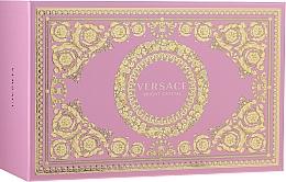 Parfüm, Parfüméria, kozmetikum Versace Bright Crystal - Szett (edt/90ml + edt/10ml + pounch)