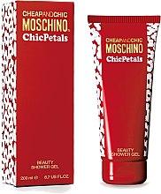Parfüm, Parfüméria, kozmetikum Moschino Cheap And Chic Chic Petals - Tusfürdő