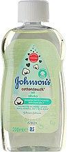"""Parfüm, Parfüméria, kozmetikum Babaolaj """"Cotton Touch"""" - Johnson's Baby Cotton Touch Oil"""