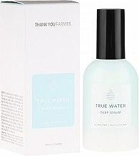 Parfüm, Parfüméria, kozmetikum Mélyen hidratáló szérum ráncok ellen - Thank You Farmer True Water Deep Serum