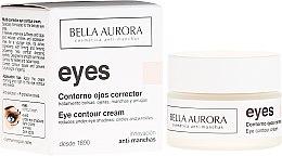 Parfüm, Parfüméria, kozmetikum Szemkörnyékápoló krém - Bella Aurora Eye Contour Cream