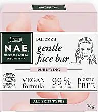 Parfüm, Parfüméria, kozmetikum Szappan arcra - N.A.E. Purezza Gentle Face Bar