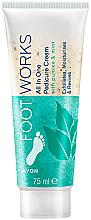 Parfüm, Parfüméria, kozmetikum Lábpeeling mentával - Avon Footworks