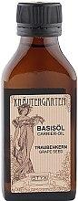 Parfüm, Parfüméria, kozmetikum Szőlőmag testápoló olaj - Styx Naturcosmetic Crape Seel Basisol Carrier-Oil