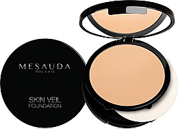 Parfüm, Parfüméria, kozmetikum Tartós kompakt púder - Mesauda Milano Skin Veil Foundation