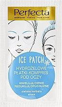 Parfüm, Parfüméria, kozmetikum Hidrogél szemtapasz - DAX Perfecta Ice Eye Patch