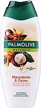 Parfüm, Parfüméria, kozmetikum Fürdőtej - Palmolive Naturals Smooth Delight Shower Milk