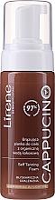 Parfüm, Parfüméria, kozmetikum Bronzosító hab testre - Lirene Cappucino Self Tanning Foam