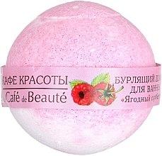 """Parfüm, Parfüméria, kozmetikum Pezsgő fürdőgolyó """"Bogyó sörbet"""" - Le Cafe de Beaute Bubble Ball Bath"""