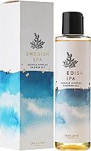 Parfüm, Parfüméria, kozmetikum Habzó zuhanyzó olaj - Oriflame Swedish Spa Gentle Pipples Shower Oil