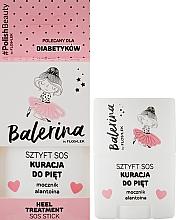 Parfüm, Parfüméria, kozmetikum SOS gyógykeszelés sarokra - Floslek Heel Treatment Sos Stick