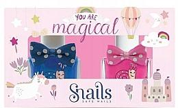 Parfüm, Parfüméria, kozmetikum Körömlakk szett - Snails Goes Happy You Are Magical