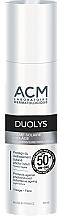 Parfüm, Parfüméria, kozmetikum Öregedésgátló napvédő krém SPF 50+ - ACM Laboratoire Duolys Anti-Aging Sunscreen Cream SPF 50+