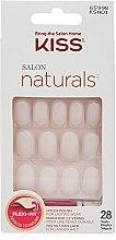 Parfüm, Parfüméria, kozmetikum Műköröm készlet - Kiss Salon Flexi-Fit Patented Technology Nails (28db)