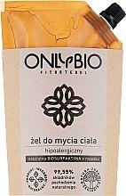 Parfüm, Parfüméria, kozmetikum Hipoallergén testápoló gél - Only Bio Fitosterol Shower Gel (utántöltő)