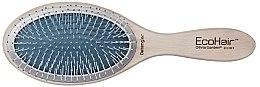 Parfüm, Parfüméria, kozmetikum Masszázs hajkefe - Olivia Garden Eco Hair Eco-Friendly Bamboo Paddle Collection Detangle