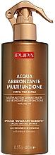 Parfüm, Parfüméria, kozmetikum Fényvédelem mentes barnító víz arcra, testre és hajra - Pupa Multifunzione Tanning Water