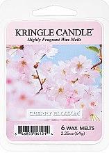 Parfüm, Parfüméria, kozmetikum Aroma viasz - Kringle Candle Cherry Blossom