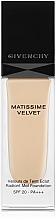 Parfüm, Parfüméria, kozmetikum Sminkalap - Givenchy Matissime Velvet Liquid Foundation SPF 20
