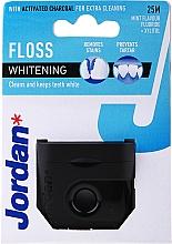 Parfüm, Parfüméria, kozmetikum Fehérítő fogselyem menta ízesítéssel, 25 m - Jordan Whitening Floss