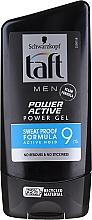 Parfüm, Parfüméria, kozmetikum Hajformázó gél - Schwarzkopf Taft Looks Power Active Gel