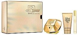 Parfüm, Parfüméria, kozmetikum Paco Rabanne Lady Million - Szett (edp/50 + b/lot/75ml + edp/10ml)