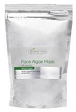 Parfüm, Parfüméria, kozmetikum Alginát arcmaszk spirulinával - Bielenda Professional Algae Spirulina Face Mask (tartalék blokk)
