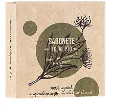 "Parfüm, Parfüméria, kozmetikum Natúr szappan ""Eukaliptusz"" - Essencias De Portugal Senses Eucalyptus Soap With Olive Oil"