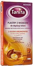 Parfüm, Parfüméria, kozmetikum Gyantapatron intim zóna argánolaj - Tanita (12 gyantacsík)