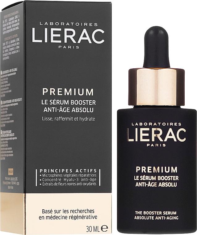 Ránctalanító regeneráló szérum - Lierac Exclusive Premium Serum Regenerant — fotó N1