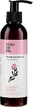 """Parfüm, Parfüméria, kozmetikum Arctiszító szer """"Rózsa"""" - Make Me Bio Garden Roses Face Cleanser"""
