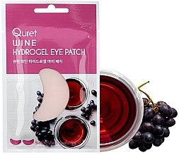 Parfüm, Parfüméria, kozmetikum Szemtapasz - Quret Wine Hydrogel Eye Patch