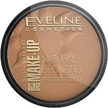 Parfüm, Parfüméria, kozmetikum Kompakt bronzosító púder - Eveline Cosmetics Art Professional