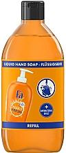 Parfüm, Parfüméria, kozmetikum Folyékony szappan narancs illattal antibakteriális hatással - Fa Hygiene & Fresh Orange Scent Liquid Soap (utántöltő)