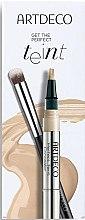 Parfüm, Parfüméria, kozmetikum Szett - Artdeco Get The Perfect Teint (conc/1.8ml + brush/1pc)