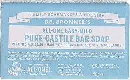 Parfüm, Parfüméria, kozmetikum Babaszappan - Dr. Bronner's Pure Castile Bar Soap Baby-Mild