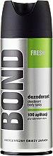 Parfüm, Parfüméria, kozmetikum Dezodor - Bond Fresh Deo Spray