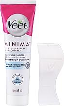 Parfüm, Parfüméria, kozmetikum Szörtelenítő krém érzékeny bőrre - Veet Minima