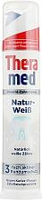 Parfüm, Parfüméria, kozmetikum Fehérítő fogkrém - TheraMed Triple Protection Whitening