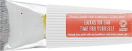 Parfüm, Parfüméria, kozmetikum Arcradír homoktövis és narancs olajjal - Uoga Uoga Time For Yourself Natural Face Scrub