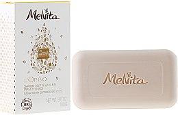 Parfüm, Parfüméria, kozmetikum Szappan arcra és testre - Melvita L'Or Bio Soap