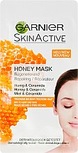 Parfüm, Parfüméria, kozmetikum Regeneráló arcmaszk mézzel - Garnier SkinActive Honey Mask
