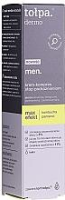Parfüm, Parfüméria, kozmetikum Krém irritáció ellen - Tolpa Dermo Men Max Effect Cream Compress